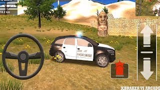 Police Car Offroad | Police Chase Simulator: New Police Jeep 4x4 - Android GamePlay FHD