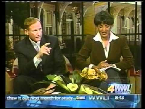 Bon Operatit! 2nd Appearance on WWL-TV's Morning Show