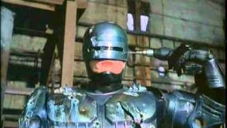 "RoboCop: The Musical - ""Murphy, It's You"" (Peter Weller)"