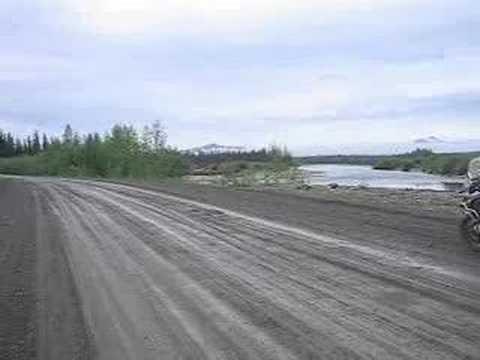 Canadian Arctic By Motorbike - Episode 3