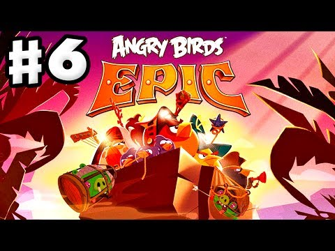Angry Birds Epic - Gameplay Walkthrough Part 6 - Bonus Challenge! (iOS. Android)