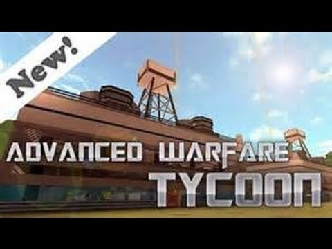 """Roblox """"The Troll Series"""" Advanced Military Factory Tycoon Ep 1 -Trolling Hard!"""