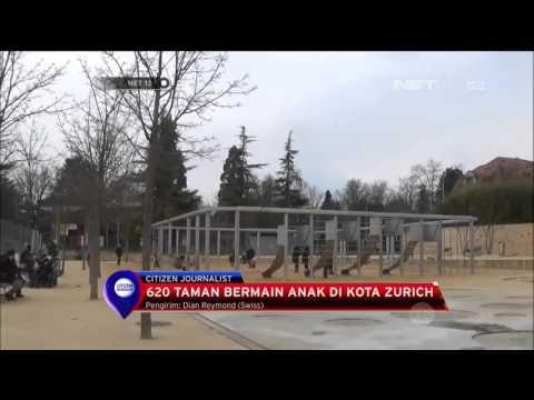 Pesona Wisata Taman Anak di Zurich - NET12