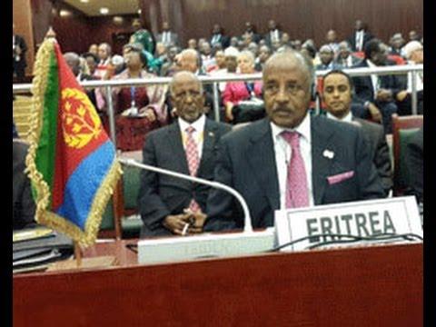 Eritrean delegation participates at the 23rd African Union summit   ERiTV