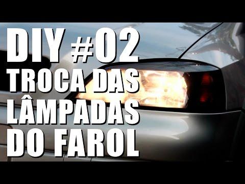 COMO TROCAR LAMPADAS DO FAROL DO ASTRA - DIY #02 Auto Super