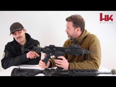 VFC HK 416c Review