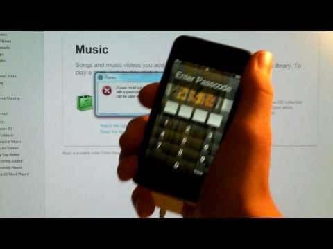 How To Remove A Password From IPhone, Ipod Touch & iPad