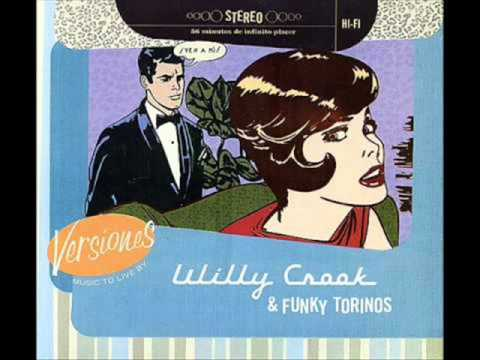 Willy Crook & Funky Torinos - Versiones (2000)