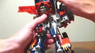 Thumb Juguete de Optimus Prime de la pelicula de Transformers