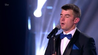 The X Factor UK 2017 Anthony Russell Six Chair Challenge Full Clip S14E14