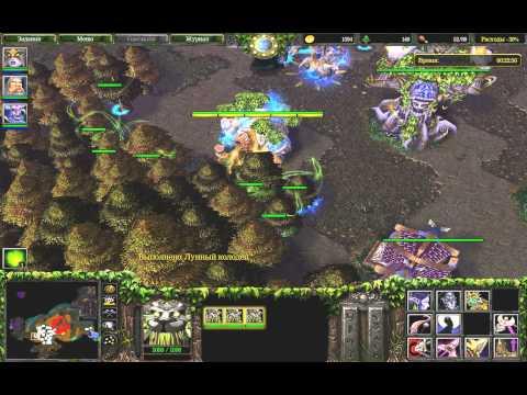 Смотреть (07) Прохождение Warcraft 3 TFT - На руинах Даларана онлайн.