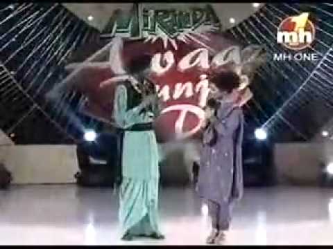 Ranjeet Happy - Bol mitti deya baaweya - AWAZ PUNJAB DI 3 -...