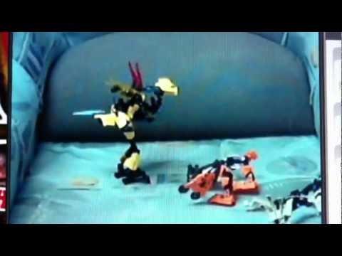 Lego повелительница драконов: жертва лего видеот про драконав