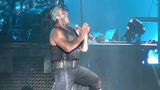 Rammstein - Hallelujah. LIVE (Capital of Rock, Wroclaw Poland 27.08.2016)