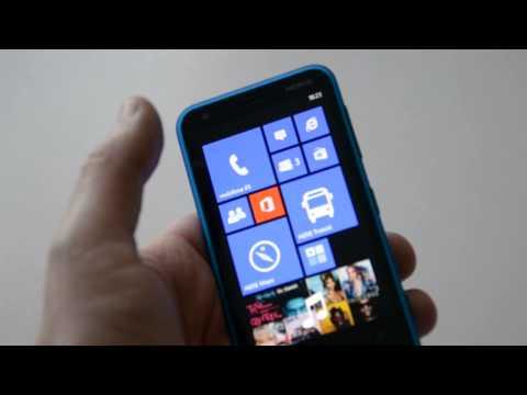 Nokia Lumia 620. Analisis en Español