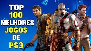 OS 100 Melhores Jogos Para PS3 ATUALIZADO 2019 🏆 ( TOP 100 BEST playstation 3 GAMES 2019 )