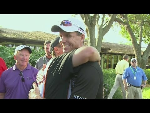 John Senden wins the Valspar Championship | Highlights