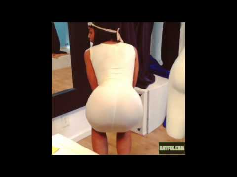 Ashanti Instagram Twerk Video  (NO GUY VERSION + SLOW MOTION REPLAY) thumbnail