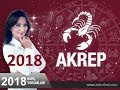2018 Akrep Burcu Astroloji Burç Yorumu 2018 yılı Burçlar. Astrolog Demet Baltacı