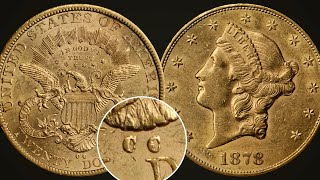 Stack's Bowers Introduces the 1878 CC $20 Liberty Gold Piece