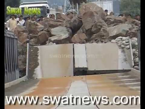Swat Flood      14 06 2013 video