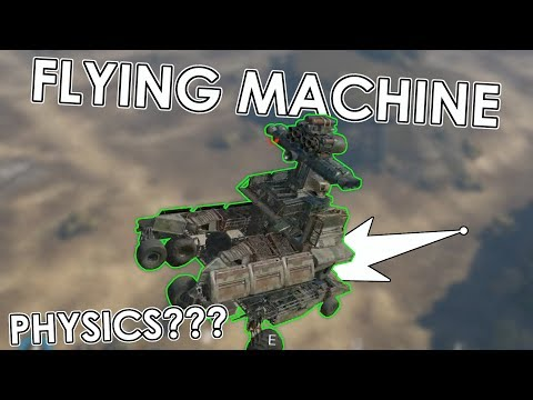 FLYING MACHINE FUSION [Crossout]