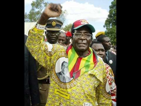 Robert Mugabe Gushungo - on illegal Sanctions.wmv