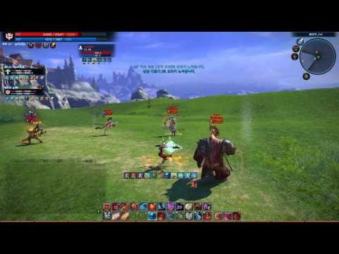 Tera online-Russia Guilds party Duels by Whitie