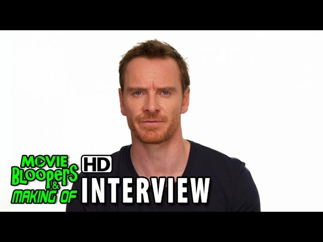 Steve Jobs (2015) Behind the Scenes Movie Interview - Michael Fassbeender is 'Steve Jobs'