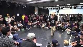 WTSIC 2013 // POPPING // 1vs1 Final Battle
