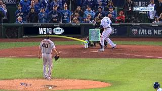 2014 World Series Game 7 - Giants vs. Royals