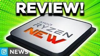 NEW Ryzen CPU Reviewed - Beats Intel In Every Way!