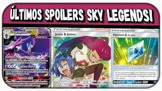 【#DropsTCG】188 - TODOS os spoilers de Sky Legends!