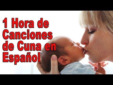 ? 1 Hora de Canciones de Cuna del Mundo en Español ? Lullabies Para Dormir y relajar ????? #