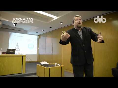 """Evolución en lo digital (Cadena 3) - Jornadas """"Encuentro Digital"""" - Agencia DIB 2015"""