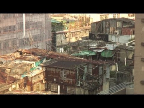 The High Life: Inside Hong Kong's Rooftop Slums
