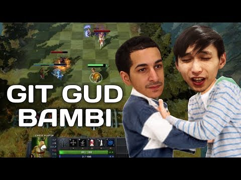 GIT GUD BAMBI (SingSing Dota Auto Chess)