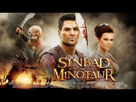 "Sinbad and the Minotaur"" Movie Trailer"