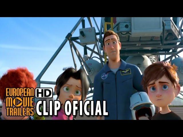 Atrapa la Bandera Clip en español (2015) HD