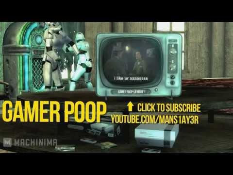 Gamer Poop - The Walking Dead (#2) (Rus by Rissy)[18+]