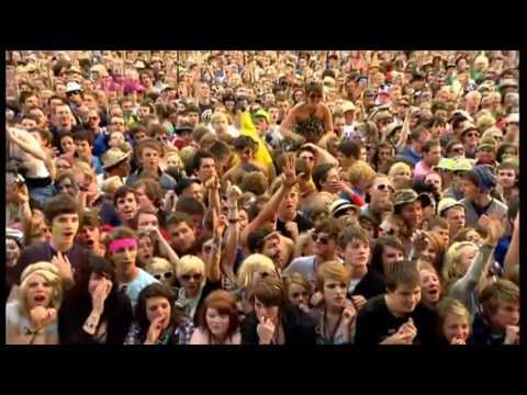Lady Gaga- Glastonbury Festival 2009