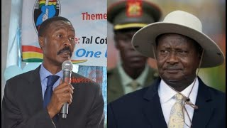 Gen. Mugisha Muntu on meeting Museveni at State House - No body is going to stop Change when...