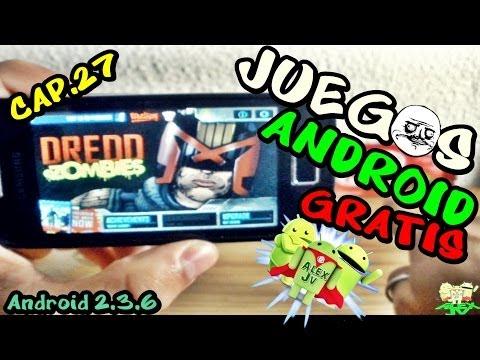 juegos para andrioid GRATIS   Top Los Mejores juegos para Samsung Galaxy Ace Android 2.3.6   Cap 27