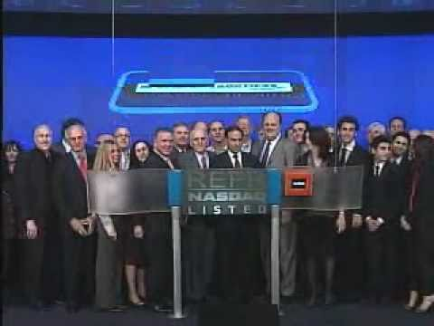 Research Frontiers' NASDAQ Closing Bell Ceremony