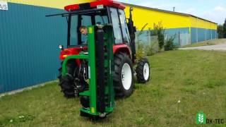 flishugger til traktor