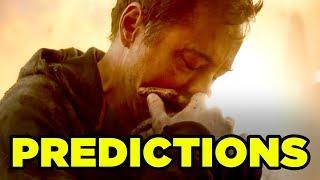 INFINITY WAR - Next Movie Predictions! HOW TO SOLVE IT! #NerdTalk