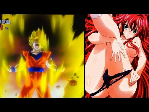 TRAILER PELICULA DRAGON BALL Z 2015 - OVA HIGHSCHOOL DXD