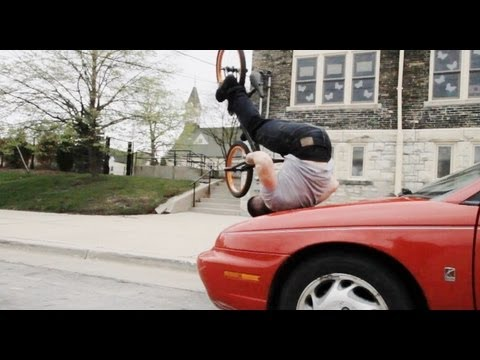 Original Bike Tricks from Tim Knoll Music Videos
