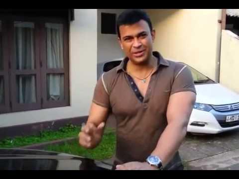 Sri Lankan Actor Ranjan Ramanayake
