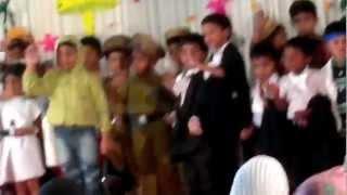 People song @Sree Gokulam Public School ,Guruvayur.